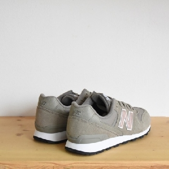 NEW BALANCE 996 KAKI /ROSE  New Balance