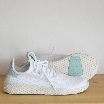 ADIDAS PHARRELL WILLIAMS BLANC ADIDAS