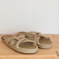 SANDALE SLIP ON BEIGE  NOMADIC STATE OF MIND