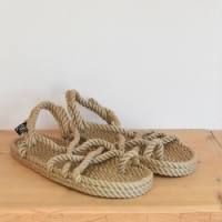 SANDALE TOE JOE BEIGE  NOMADIC STATE OF MIND