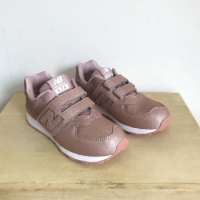 NEW BALNCE 574 ROSE METALLIC New Balance