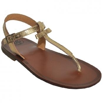 sandale entre doigt noeud dor sandale fille p p aix en. Black Bedroom Furniture Sets. Home Design Ideas