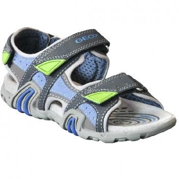 sandale safari sandale garcon geox roquevaire marche pas pieds nus chaussures enfants. Black Bedroom Furniture Sets. Home Design Ideas