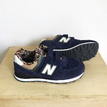 NEW BALANCE 574 MARINE/SAFARI New Balance